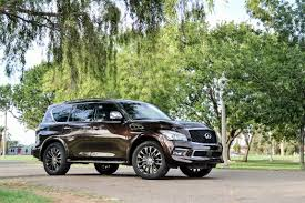 compare infiniti qx80 and lexus lx 570 first drive 2015 infiniti qx80 awd limited six speed blog
