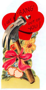 vintage valentines 14 really vintage s day cards huffpost