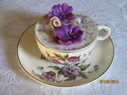tea cup candle tea cup candles