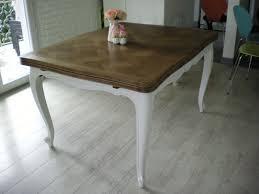 repeindre une table de cuisine en bois repeindre une table de cuisine en bois fabulous rnover une cuisine