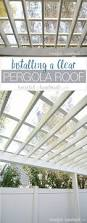 Pyramid Roofing Houston by Best 25 Patio Roof Ideas On Pinterest Covered Patio Diy Patio