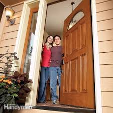 Exterior Door Install Door Installation The Family Handyman