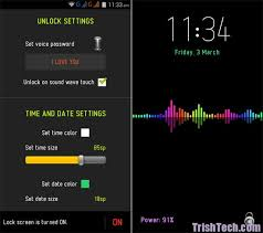 android voice unlock android device with your voice