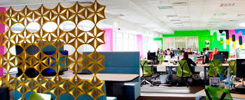 Interior Design Ideas For Office Space Spectrum Workplace Open Plan Office Design Ideas Cool Funky But