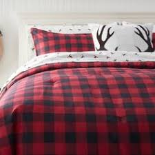 Eddie Bauer Rugged Plaid Comforter Set Lodge Plaid Duvet Cover Eddie Bauer I Will Have This For