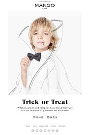 68 best halloween emails images on pinterest email marketing