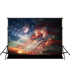 aliexpress com buy independence day backdrops american flag