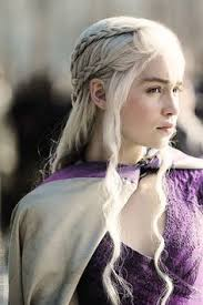 khaleesi u0027s best u0027game of thrones u0027 hair moments queens gaming