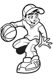 nba players coloring pages top 20 free printable basketball coloring pages online free