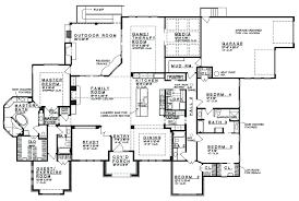 prairie style floor plans prairie style house plan 5 beds 4 00 baths 4545 sq ft plan 935 13