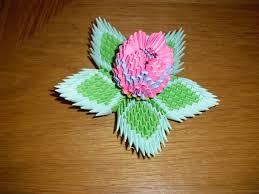 Origami 3d Flower Vase 3d Orgami Flo Huawei P9