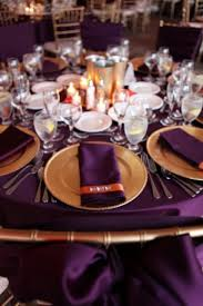 plum wedding table decorating inspiration wedding decor theme