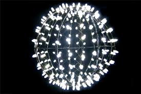 led globe 6 steps with pictures