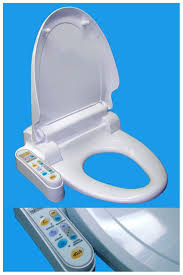 Toilet With Bidet And Heated Seat The Electronic Bidet Toilet Seat Sy 3100 Combines The Latest