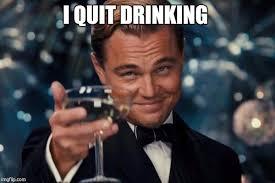I Quit Meme - leonardo dicaprio cheers meme imgflip
