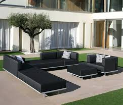 Tropitone Fire Pit by Large Patio Canopy Modular Seating Outdoor Furniture Tropitone
