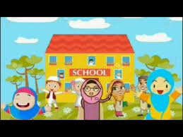 film kartun anak sekolah film kartun anak muslim mendidik suara lonceng sekolah youtube