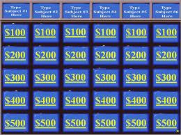 Powerpoint Jeopardy Template With Sound Urbanized Us Jepordy Template