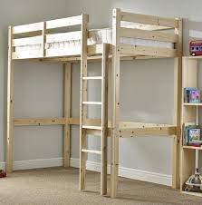 diy wood bunk bed ladder only modern bunk beds design
