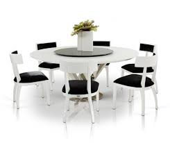 simple modern round dining room table decoration ideas cheap
