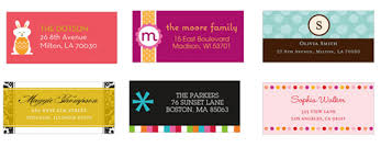 free set of address labels today only 500 designs woof woof