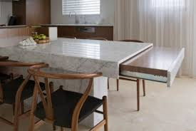 kitchen cool kitchen island with pull out dining table kitchen