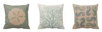 Chic And Modern Coastal Throw Pillows Where To Buy Them Inside