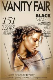 Magazine Vanity Fair Vanity Fair Magazine Cover Template Postermywall