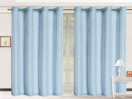 window panels 108 light blue sheer curtain panels beige sheer