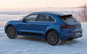Porsche Macan Turbo - porsche macan turbo performance package 2016 wallpapers and hd