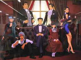 Phoenix Wright Kink Meme - phoenix wright kink meme update post