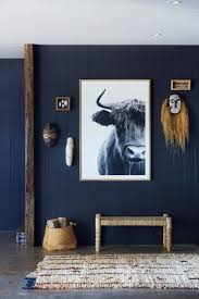 this is how to make wood panel walls look modern nonagon style
