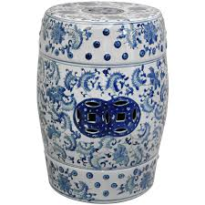 trends that stick the chinese garden stool lorri dyner design