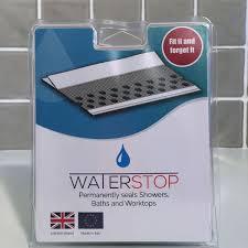 waterstop bath and shower tray sealant strip victoriaplum com