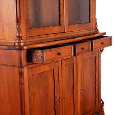 Esszimmer 30er Jahre Antik Biedermeier Glas Wohnzimmerschrank Um 1860 Esszimmer