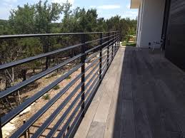 Iron Handrail For Stairs Austin Iron Finest Custom Iron Structural And Architectural