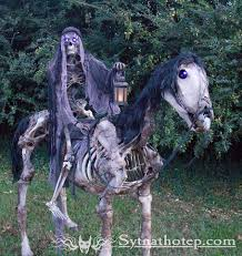 Halloween Posable Skeleton The Horseman Home Depot Skeletons Makeover Hauntforum