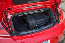 volkswagen beetle red convertible 2013 vw beetle turbo convertible trunk eurocar news