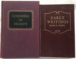 Counsels On Health Book Eg White G White Duo Counsels On Health Early Writings 2 Adventist Sda
