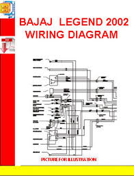 bajaj legend 2002 wiring diagram download manuals u0026 technical