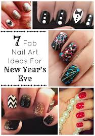 Nail Art Designs For New Years Eve 7 Fab Diy Nail Art Ideas For New Year U0027s My Teen Guide