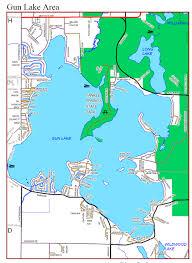 Maps Michigan by Maps Gun Lake Protective Association