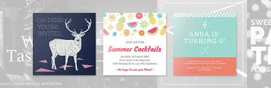 design invitations invite designs design your own party invitations canva free