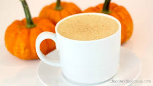 pumpkin spice latte clean delicious with dani spies