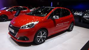 car peugeot 208 2016 peugeot 208 allure exterior and interior 2015 geneva motor