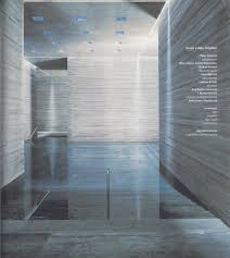 peter zumthor u0027s therme vals baths in print culture architects