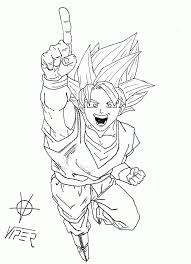 13 pics goku ssj4 coloring pages draw goku ssj4