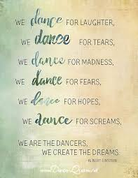 Praise Dance Meme - the 25 best dance quotes ideas on pinterest dance motivation
