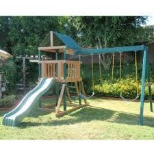 Backyard Adventures Price List The Best Backyard Swing Sets For Kids 2017 Family Living Today