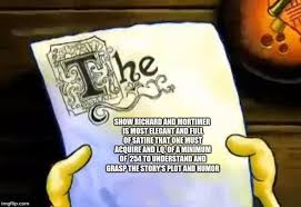 Meme Generator Imgflip - spongebob writing essay meme templates corner